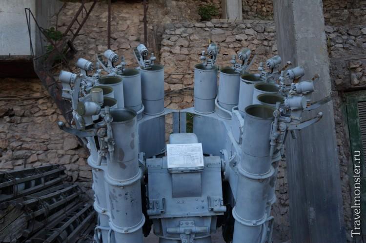 Странные конструкции встречаются в местных музеях