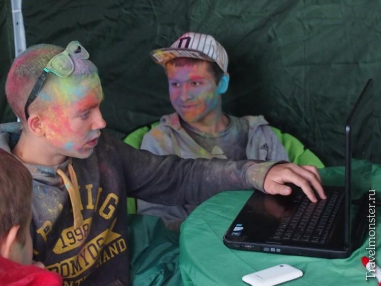 Онлайн гонки