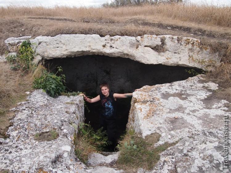 Пещерные монстры существуют!