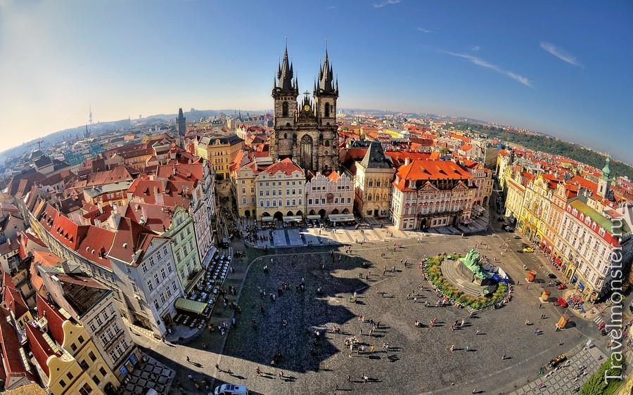 Прага - столица Чехии