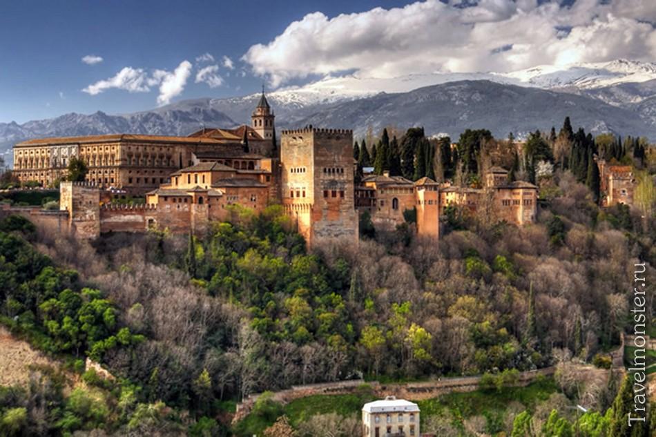 Звмок Альгамбра