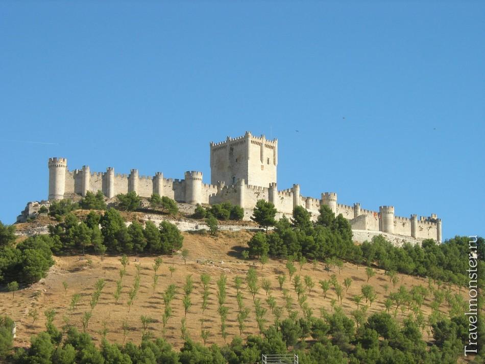 Замок Пеньяфиель