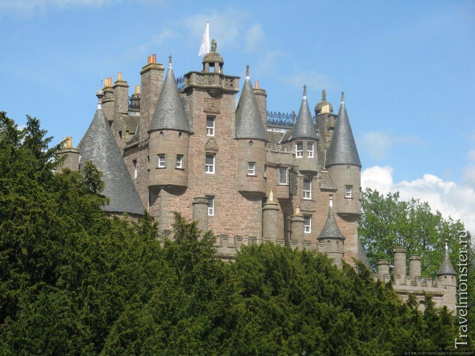Фото замков Англии