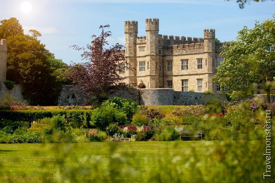 Величественные английские замки