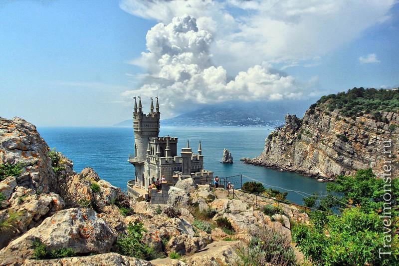 Что посмотреть к Крыму