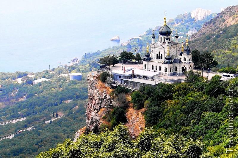 Церкви и храмы в Крыму