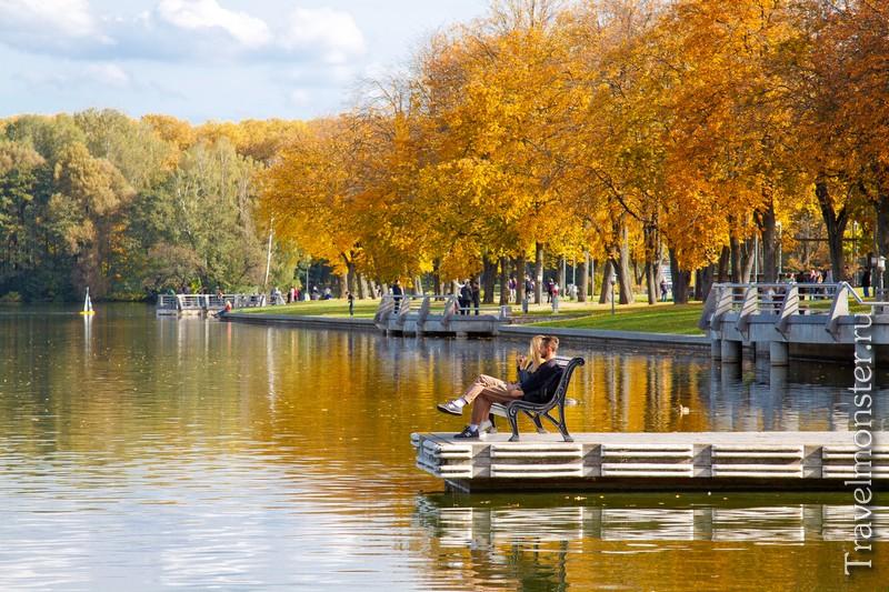 Белоруссия красива осенью