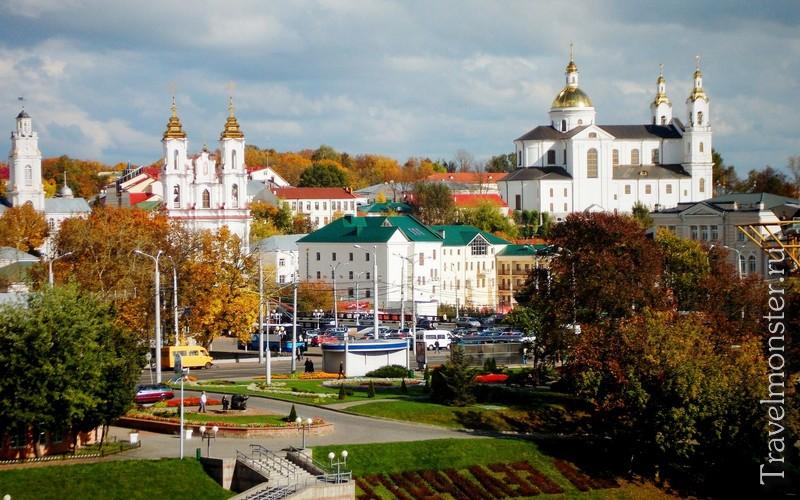 Церкви и храмы в Белоруссии