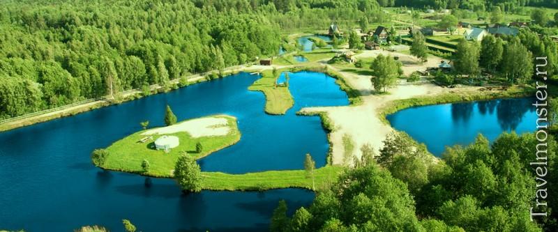 Озера в Белоруссии