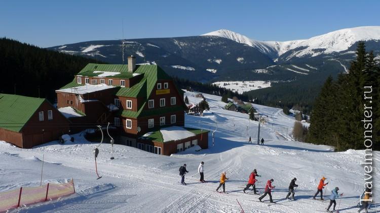 Уютные чешские горнолыжные курорты