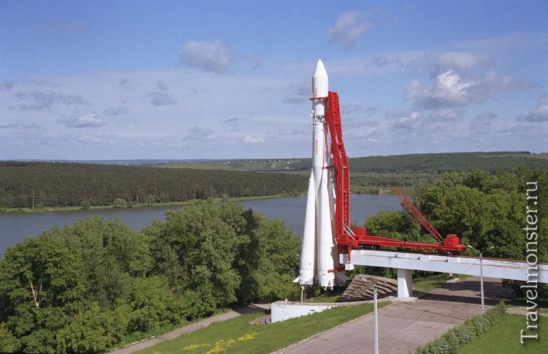 Ракета к Калуге