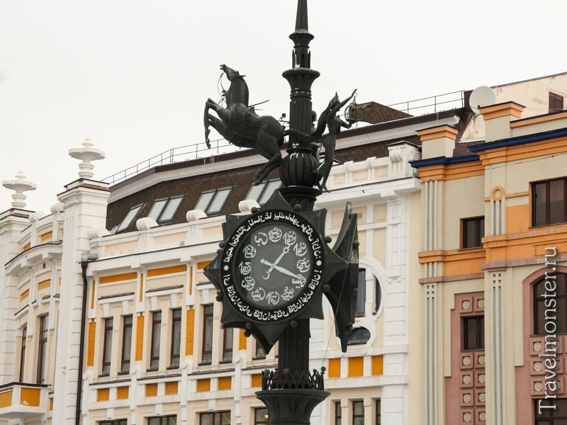 Часы на ул. Баумана