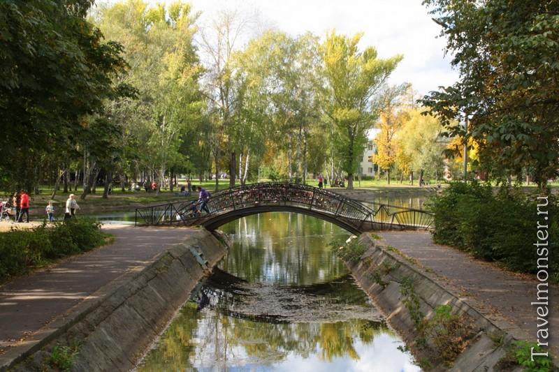Казанский парк Урицкого