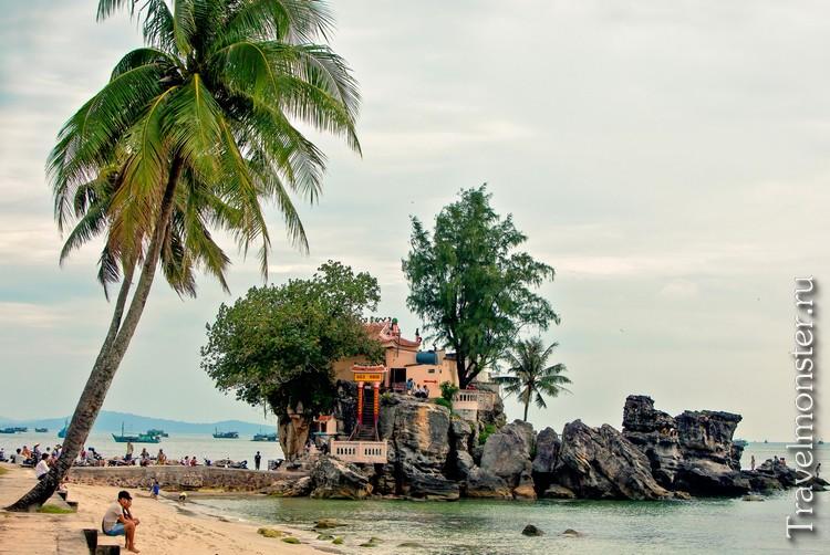 Вьетнамский остров Аттракционы на острове Фокуок