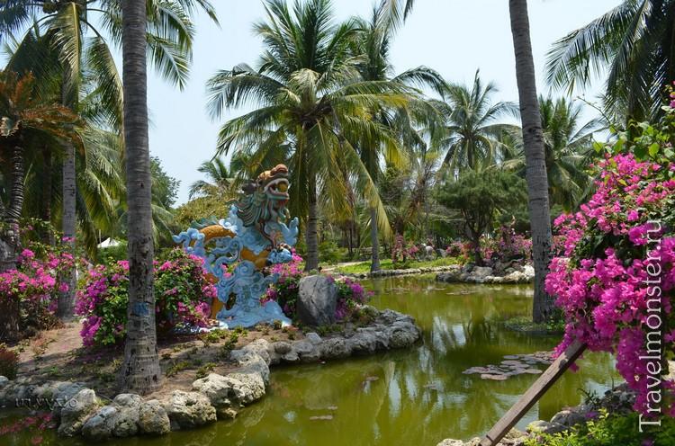 Остров Орхидей во Вьетнаме