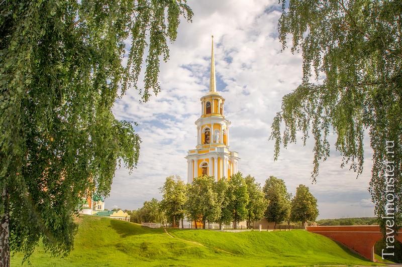 Парк на Соборной в Рязани