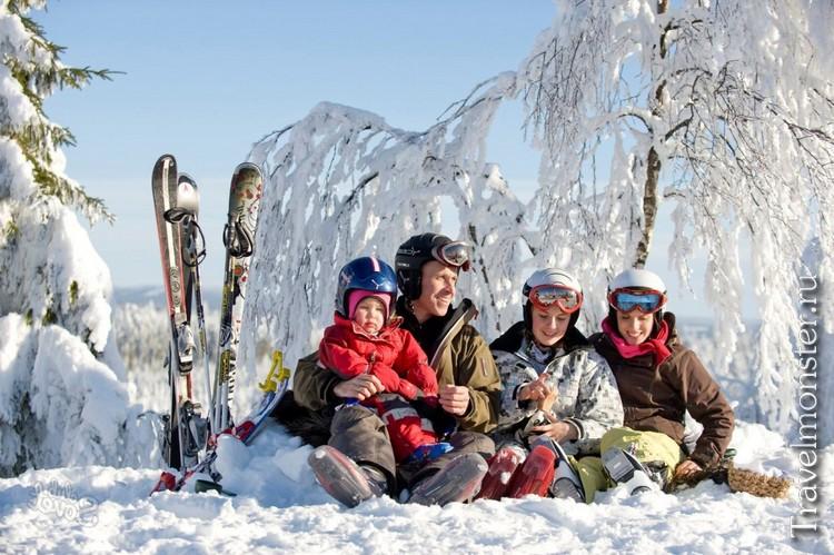 Идеи для зимнего отдыха в 2018 году