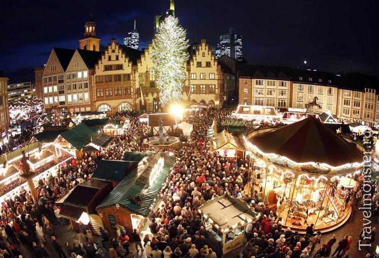 Шикарные праздничные каникулы в Вене