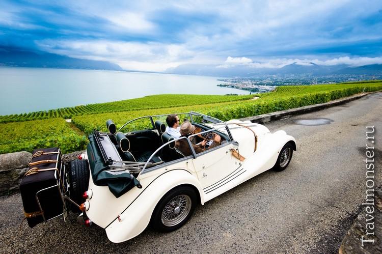 Путешествие в Швейцарию на автомобиле
