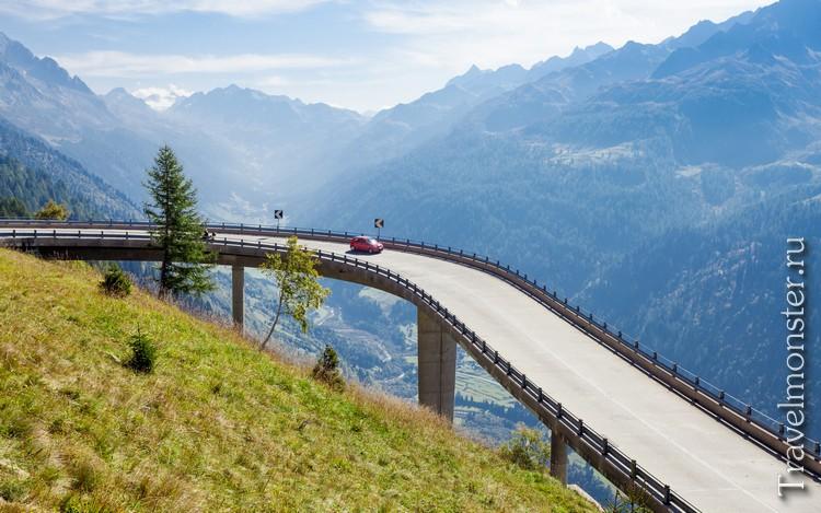 Мосты и дороги