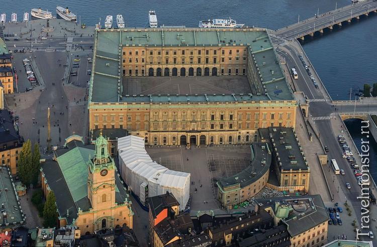 Дворец Kungliga Slotter