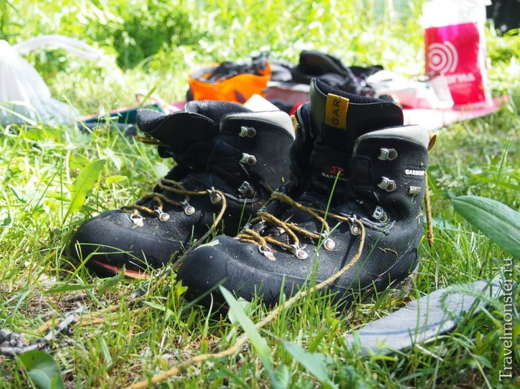 Дневка ботинки