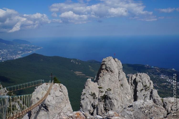 Разве можно приехать в Крым и не побывать на Ай-Петри?