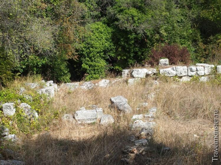 Когда-то это была Базилика - самый большой из местных средневековых храмов