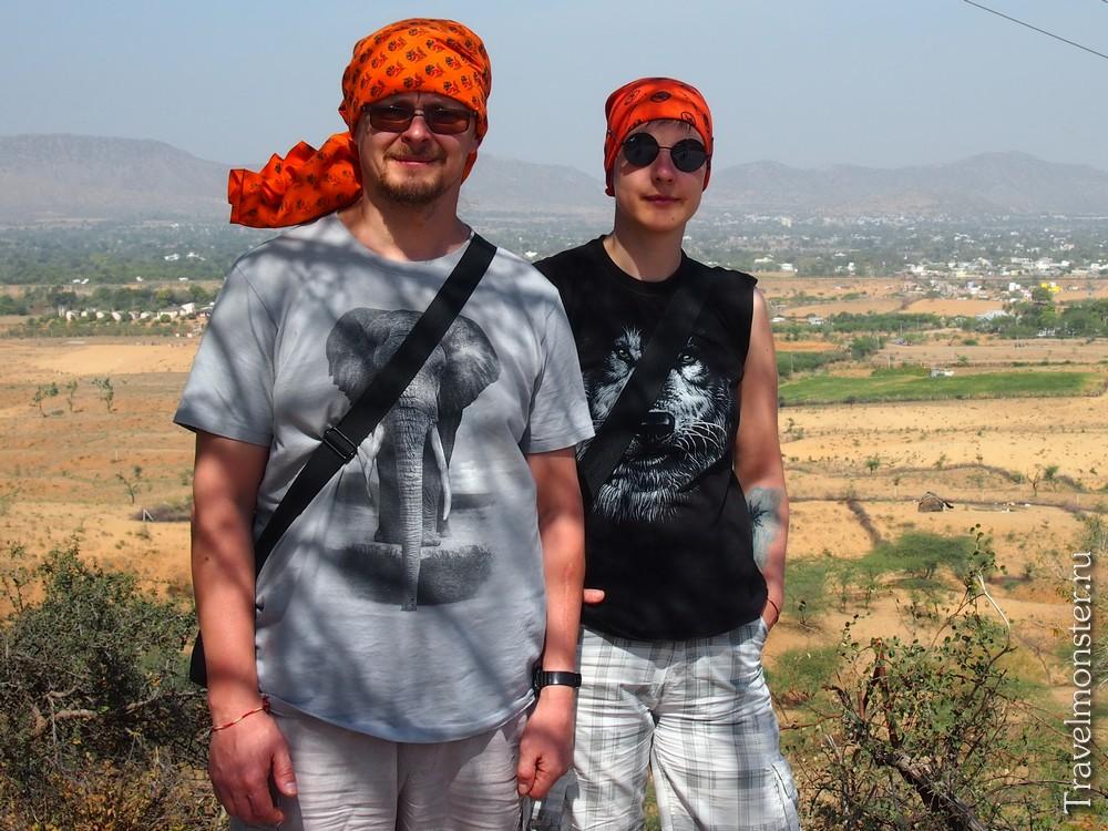Мы в Индии - февраль 2015