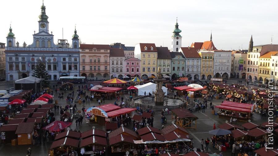 Чешские Будейовице любителям Швейка