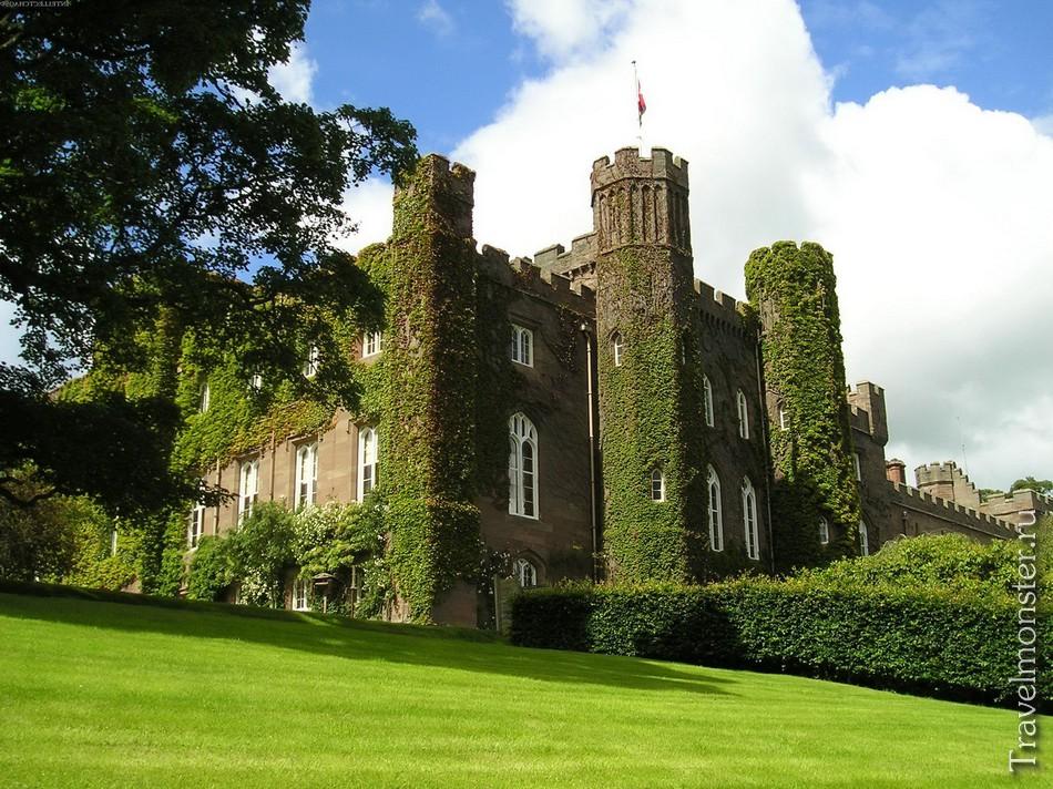 Английские замки