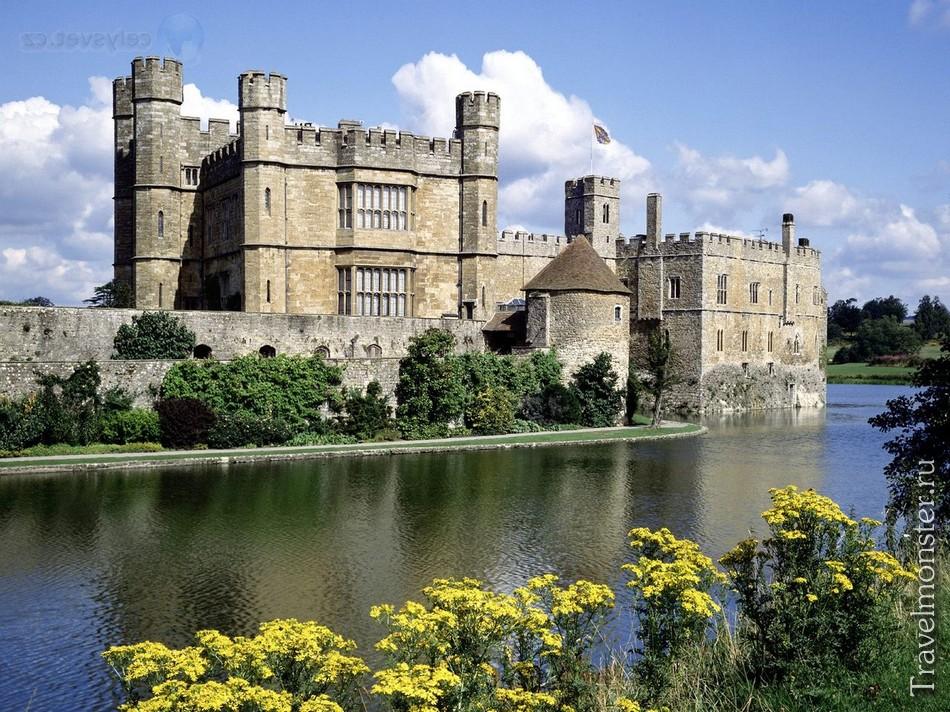 Знаменитые замки Англии