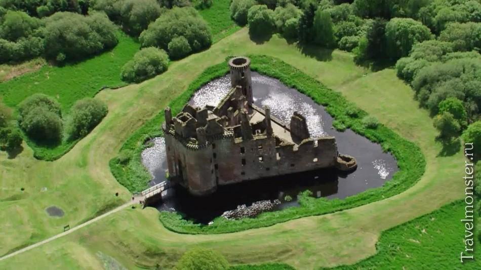 Замок Керлаверок