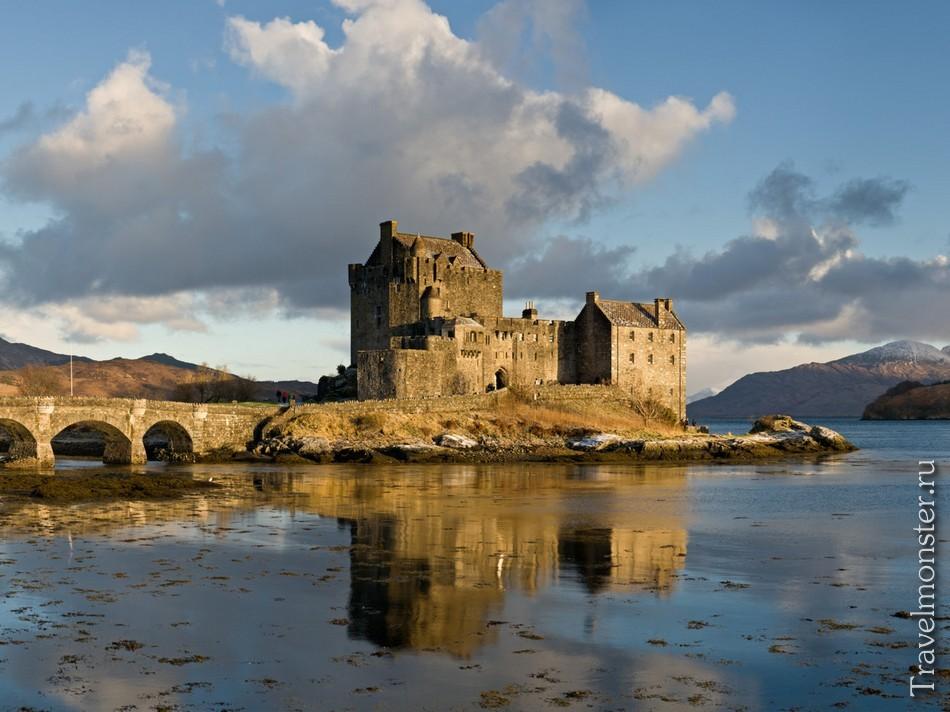 Самые красивые замки Шотландии