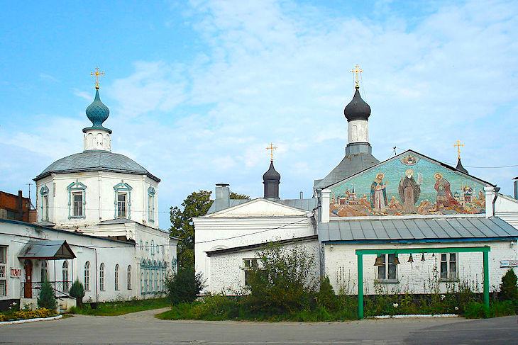 Троицкий монастырь Рязань