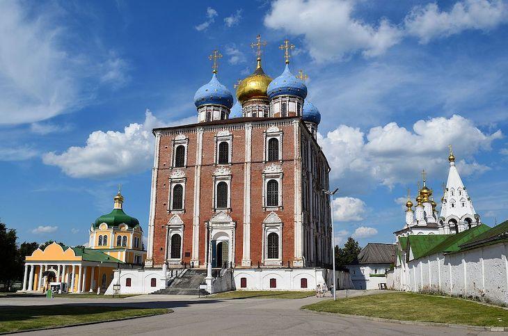 Успенский собор Рязань