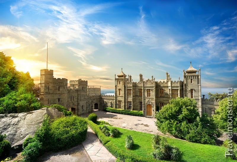 Крымские дворцы