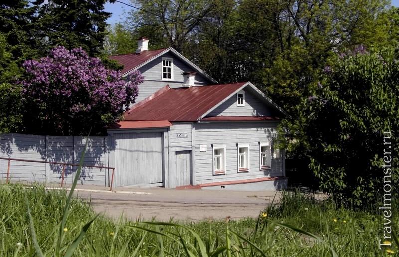Дом-музей Циолковского в Калуге