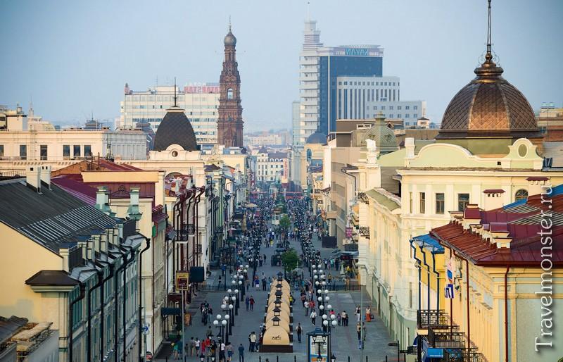 Что стоит посмотреть в Казани