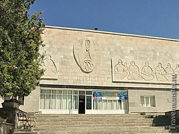 Краеведческий музей в Самарканде