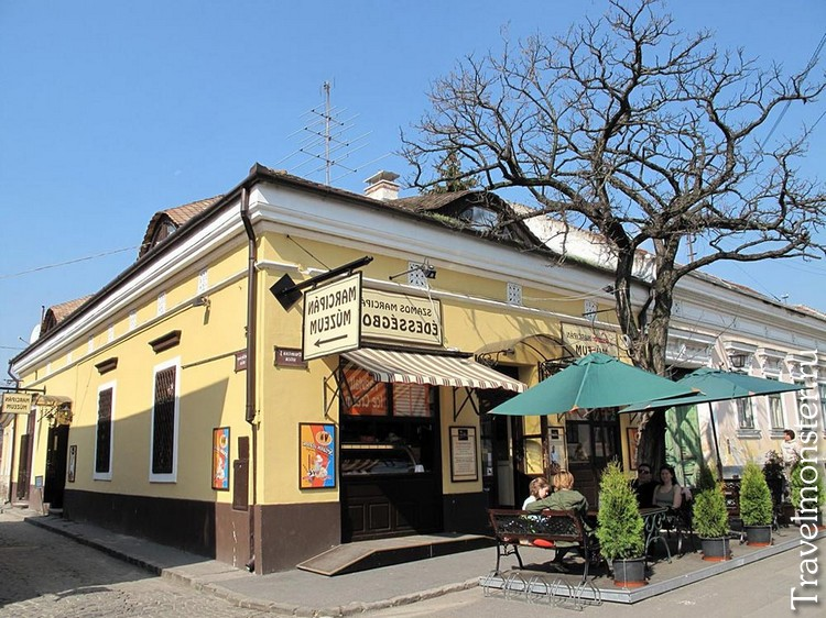 Музей Марципана в Венгрии