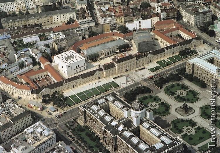 Музейный квартал Вены