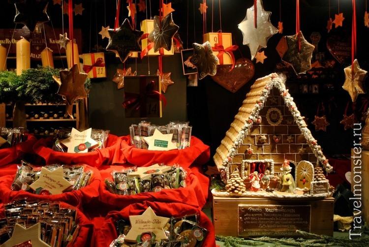Что купить на рождественском базаре?