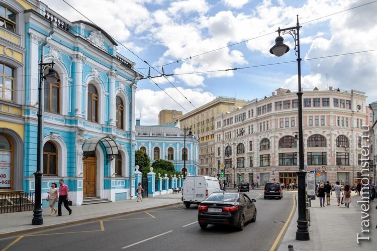 Мясницкая улица