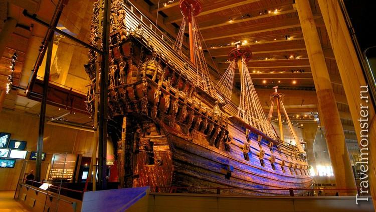 Музей Васа в Втокгольме