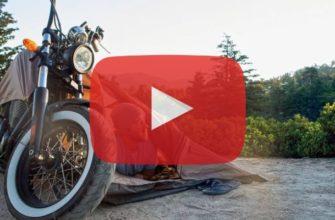 Путешествия на мотоцикле по России - Видео