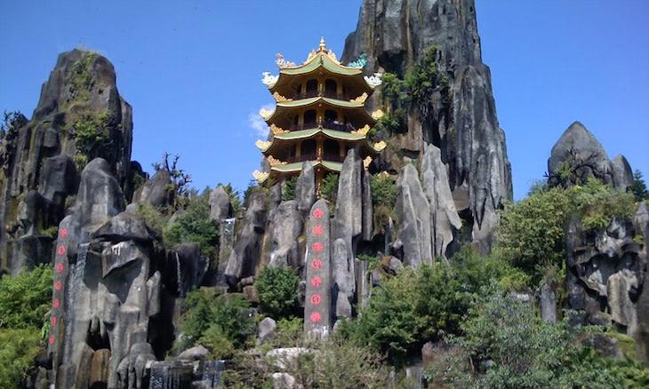 Вьетнам музей Мраморные горы