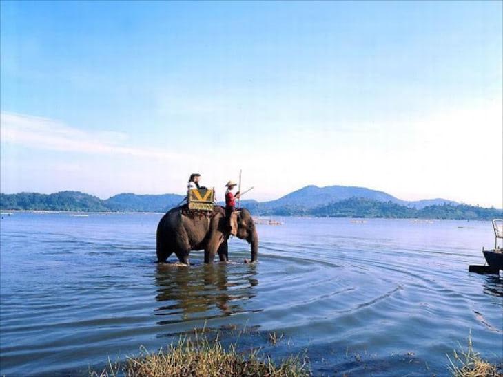 Озеро Лак возле Даклака