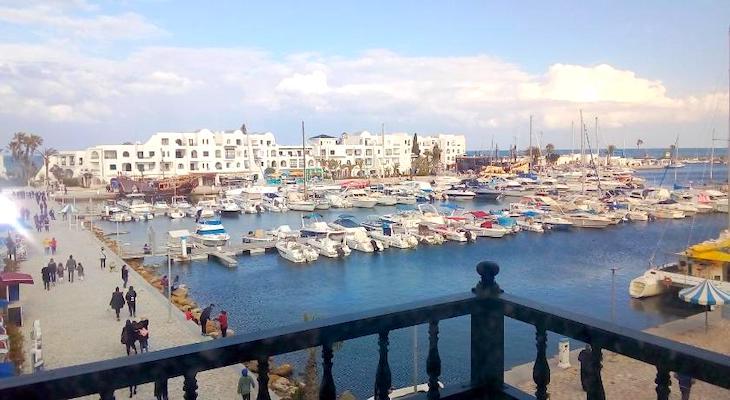 Порт Эль-Кантауи Тунис