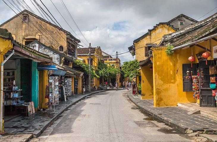 Старинный городок Хойан